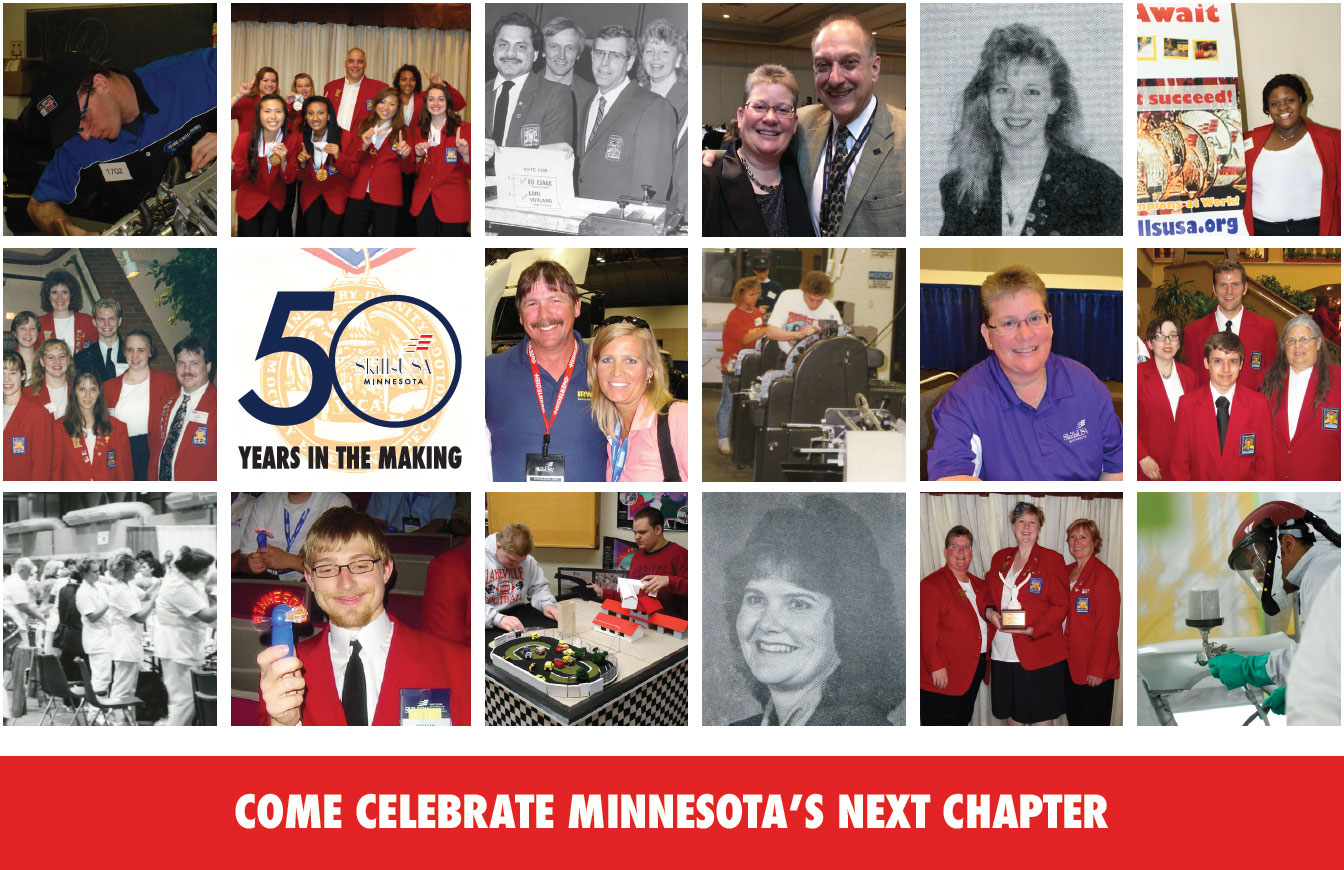 Come Celebrate Minnesota's Next Chapter