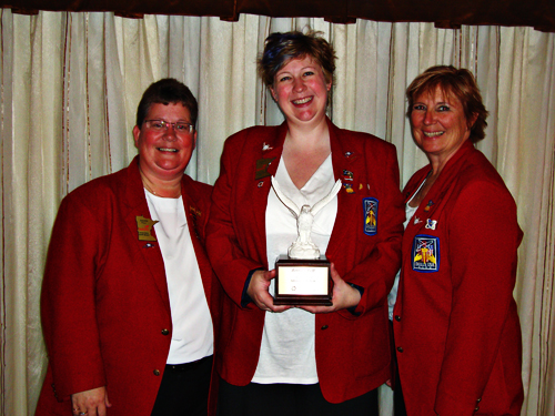 Jennifer Leff - Region IV SkillsUSA Advisor of the Year